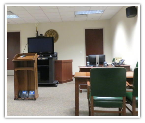 Videoconference Hearing Rooms Increase Security and Decrease Costs in Courthouses