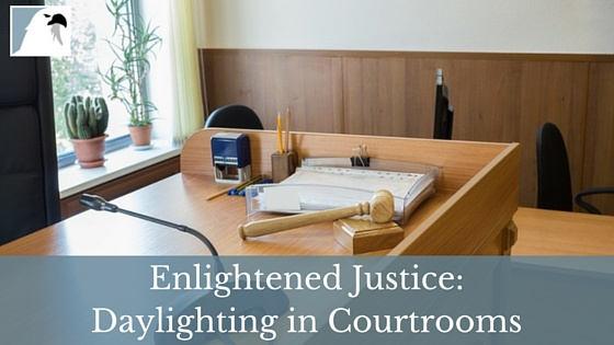 Natural Light in Court - Fentress Inc.