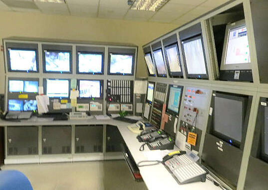 Court Security Personnel Monitor Center - Fentress Inc.