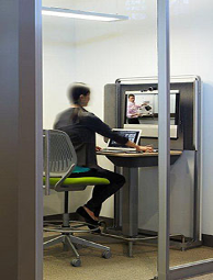 Office Getaway Booth for Social Distancing
