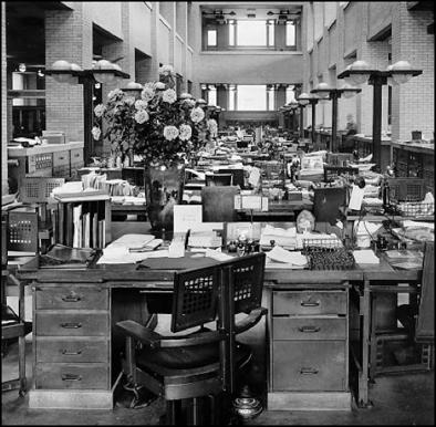 Larkin early collaboratve workplace