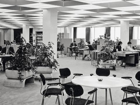 Burolundschaft Office Landscaping