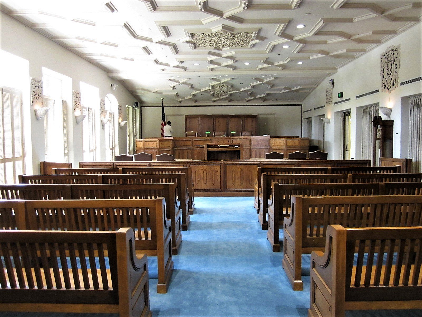 4 Questions to Ask When Constructing a New Courtroom