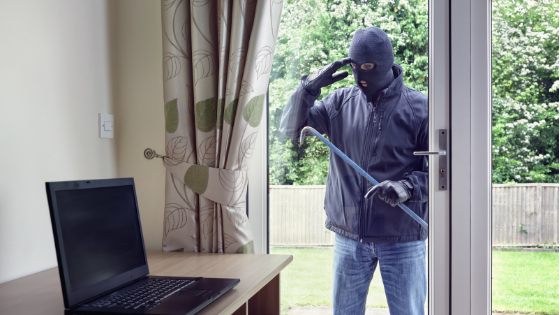 Physical Security Tips for the Home Office
