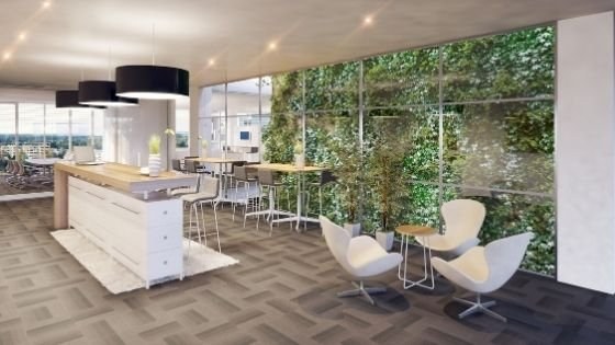The Healthy Hybrid Office