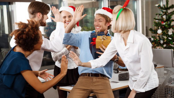 Work Party Etiquette and Employee Reprimands in the Open Office
