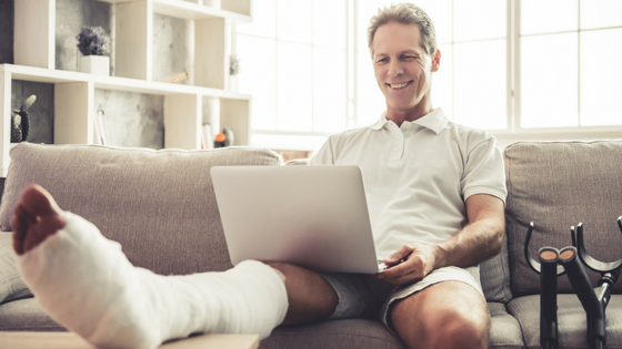Remote Work Policies Reduce Sick Leave_Blog Title