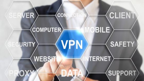 Consider a Virtual Private Network (VPN) for your Home Office