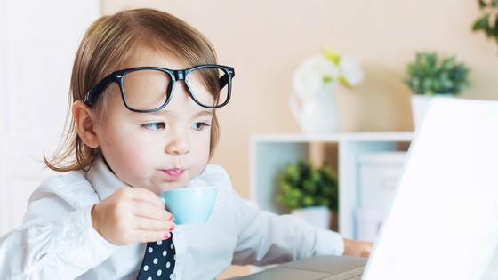 Sierra Home Office Child_Blog Title