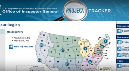 U.S. Health and Human Services, Office of the Inspector General: Annual Project List