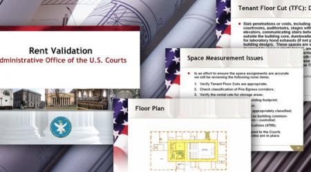 U.S. Courts: Rent Validation Study