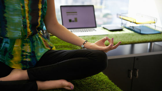Wellness in the home office